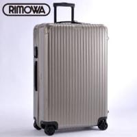 RIMOWAのバッグを買いました。