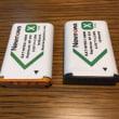 HDR-AS300に使用できる予備電池