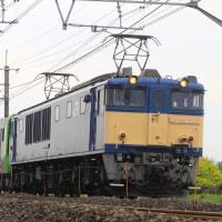 E235系トウ03編成 配給輸送