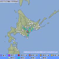 東日本大震災後 続く地震