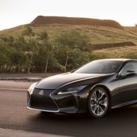 【レクサス】新型「LC」は量産型がお目見え。SC後継で2017年3月16日発売!