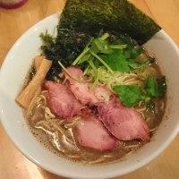 煮干しラーメン平八(横須賀中央駅)#再訪2