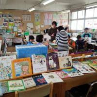 特別支援学級 図書室の指導