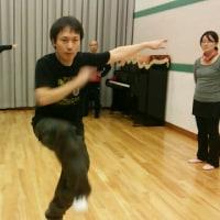 稽古場日誌 62号 今月の講師はKATSURAさん