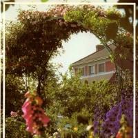 フランス・ジベルニーにあるモネの家
