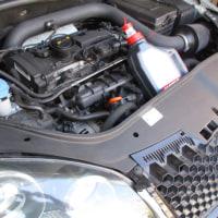 VW GOLF5 GTI オイル交換、ッゲ!!