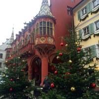 クリスマスマーケット2016@フライブルク