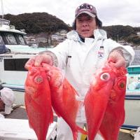 2月22日(水)キンメ釣果