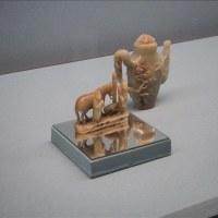 春の台湾の風景・・故宮博物館の宝物から・・・