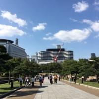 野暮用で大阪城ぶらり