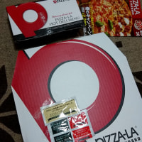 ピザを注文する。