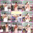 小川町、ベリカフェつばさ前で七夕祭りの中で歌って参りました!
