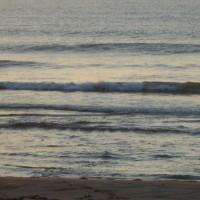 10月25日御宿海岸
