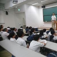 近畿大学キャンパス見学 6年生