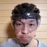 ようやくヘルメットが届きました