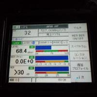 今日午後の部は、広島県三原市へ地デジ受信状況調査にお伺いしました~(^^♪