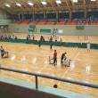 ショートテニス試合