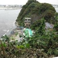 江ノ島洞窟探検2