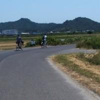 5爺の自転車を漕いで:近郊の城址歩き