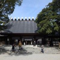 三種の神器 草薙剣の祀られた熱田神宮