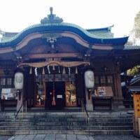 坐摩神社☆
