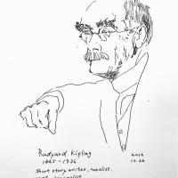 20161026 Rudyard Kipling
