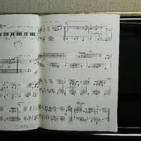3週間ぶりにピアノ教室へ