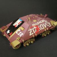 チェコ、プラハのヘッツァー Czech Hetzers in Prague 1945〈3〉