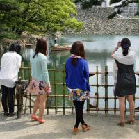 高松城内堀遊覧 和船「玉藻丸」ご案内