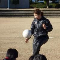 いつもボールと友達になろう...ですよね。。小林さん