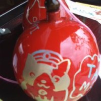 紀州漆器の風鈴