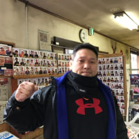 1/22全日本マスターズレスリングに高畑さんが出場