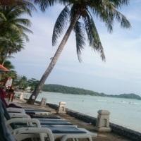 泰王国蘇梅島旅行⑧ 食事して、海行って!!