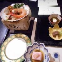 焼津グランドホテル二日目の夕ご飯!