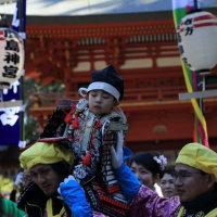 香取神宮と鹿島神宮の祭頭