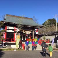 熊野神社へ