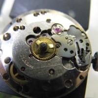 ロンジン婦人物手巻き時計とエテルナ婦人物手巻き時計を修理です