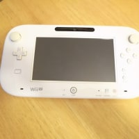 WiiUのgamepad液晶修理 池袋のお客様