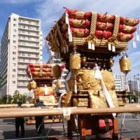 垂水「海神社の海上渡御祭」