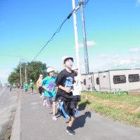 マラソン記録会5,6年