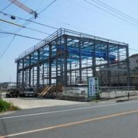 広島県福山市東川口町1丁目2の三谷製作所工場建設用地