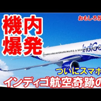 【サムソンは製造メーカーの基準がないのかな??】(韓国ギャラクシー危機一髪)ついに飛行機内で白煙!必死の消火活動で奇跡の生還!