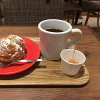 横浜で朝カフェ。