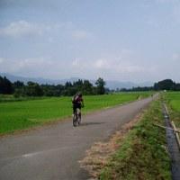 夏のサイクリングに