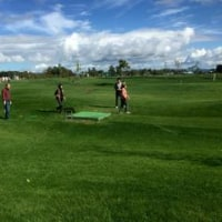 ライブ×パークゴルフ!
