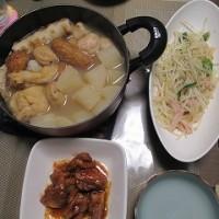 ある日の晩御飯シリーズ