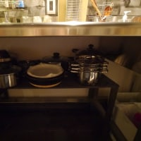 キッチンの収納〜鍋はどこへ〜