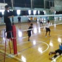 5月21日(日) 岡本中学、湯河原中学練習試合
