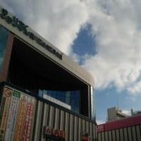 大井町:博多中州ラーメン≪一竜≫、のち区民プール