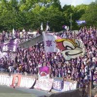 京都サンガFC vs FC岐阜 明治安田生命 J2リーグ 第16節